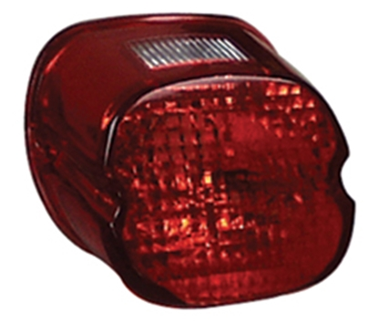 Picture of V-FACTOR LAYDOWN STYLE TAILLIGHT LENS FOR MOST  MODELS