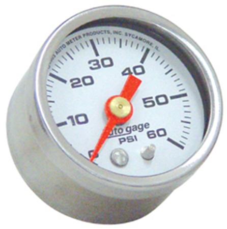 Picture for category Oil Pressure Gauges