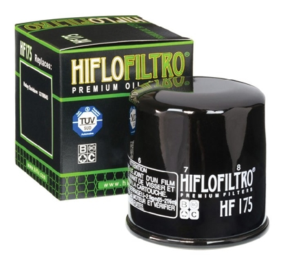 Picture of HIFLOFILTRO HIGH PERFORMANCE OIL FILTER