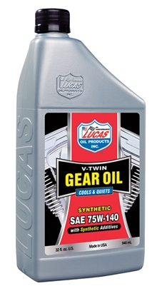 Picture of SYNTHETIC TRANSMISION & GEAR OIL FOR ALL BIG TWINS