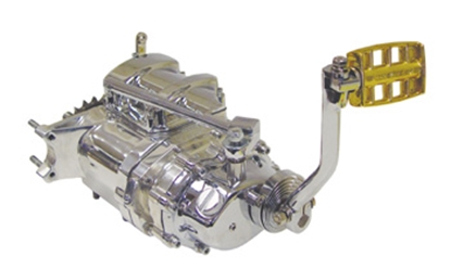 Picture of 6 SPEED TRANSMISSION FOR 4 SPEED FRAME