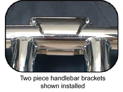 Picture of DIGITAL INSTRUMENT MOUNT BRACKETS FOR WIRE PLUS DIGITAL SPEEDOMETERS