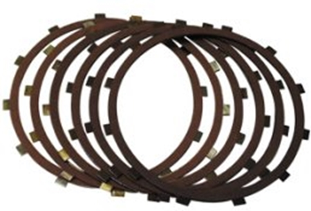 Picture for category Big Twin Clutch Plates