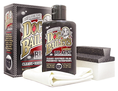 Picture of DOC BAILEY'S LEATHER CLEANER BLACK KIT