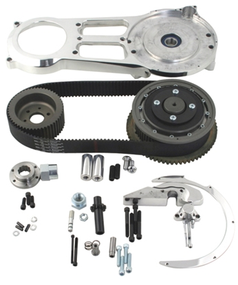 """Picture of 2"""" OPEN BELT DRIVE KITS FOR SOFTAIL 1990/2006"""