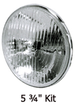 Picture of HALOGEN CONVERSION KITS FOR CONVERTING SEALED BEAMS