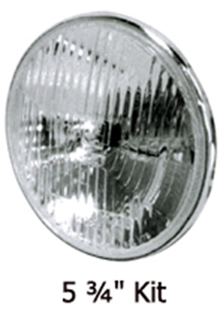 Picture for category Headlight Lens
