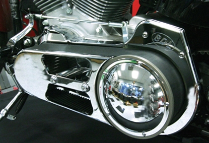 Picture of 69MM OPEN BELT DRIVE KITS FOR SOFTAIL & DYNA 2007/2011