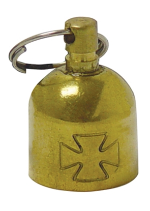 Picture of V-FACTOR POLISHED BRASS FRIENDSHIP BELL
