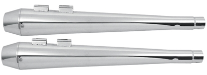 Picture of MEGAPHONE SLIP-ON MUFFLERS FOR DRESSER MODELS