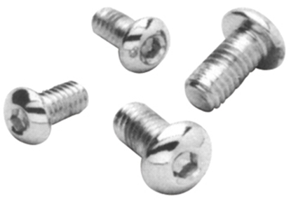 Picture of BUTTON HEAD ALLEN SCREWS AND BOLTS FOR ALL U.S. MOTORCYCLES