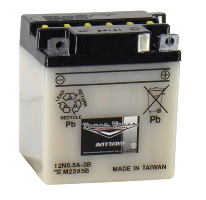 Picture of POWER HOUSE 12 VOLT LEAD ACID BATTERIES FOR ALL MODELS - 58 CCA