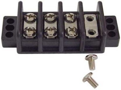 Picture of CUSTOM JUNCTION BLOCK FOR ELECTRICAL TERMINALS