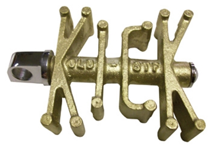 "Picture of BRASS ""KICK"" KICKSTART PEDAL FOR ALL MODELS"