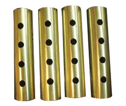 Picture of BRASS PUSHROD KEEPER SET FOR BIG TWIN & SPORTSTER