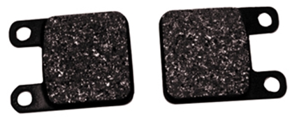 Picture of 4 PISTON REAR BRAKE CALIPER REPLACEMENT PADS