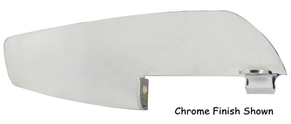 Picture of V-FACTOR RIDER FOOTBOARD HEEL GUARD FOR OE STYLE FOOTBOARDS