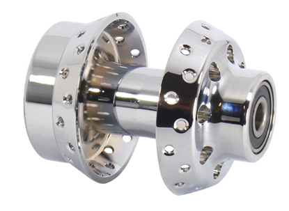 Picture of COMPLETE FRONT AND REAR HUB ASSEMBLIES FOR BIG TWIN & SPORTSTER