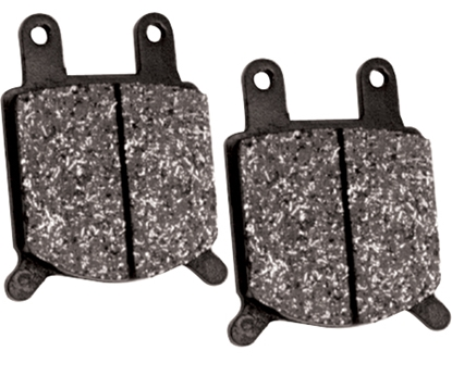 Picture of ECONOMICAL BRAKE PADS FOR AFTERMARKET CALIPERS