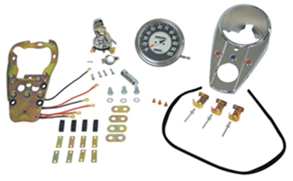 MID-USA Motorcycle Parts  Instrument Panels