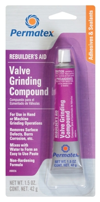 Picture of PERMATEX VALVE GRINDING COMPOUND