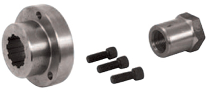 Picture of OFFSET 8MM FRONT PULLEYS FOR SOFTAIL WIDE TIRE APPLICATION
