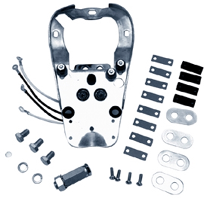 Picture of V-FACTOR DASH BASE PLATE MOUNTING KIT FOR 2 LIGHT STYLE DASH COVER