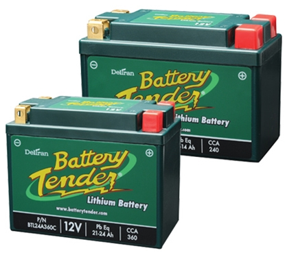 Picture of LITHIUM BATTERIES FOR 12 VOLT MODELS
