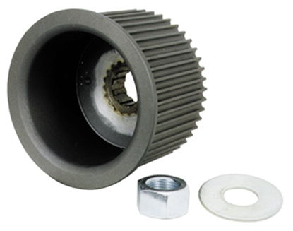 Picture of REPLACEMENT FRONT PULLEYS FOR BDL BIG TWIN 4 SPEED PRIMARY BELT KITS