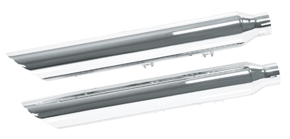 """Picture of 3"""" O.D. SPORTSTER SERIES MUFFLERS FOR 2014"""
