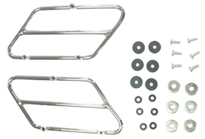 Picture of V-FACTOR SIDE COVER TRIM RAILS FOR BIG TWIN