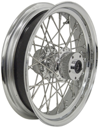 Picture of 40 SPOKE WHEELS FOR BIG TWIN & SPORTSTER