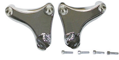 Picture of V-FACTOR OE STYLE PASSENGER FOOTREST MOUNTS FOR SPORTSTER