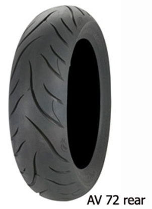 Picture of COBRA RADIAL REAR TIRES