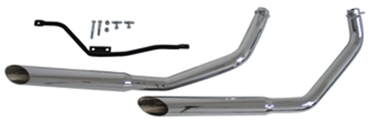 Picture of DUAL EXHAUST SYSTEMS FOR SHOVELHEAD