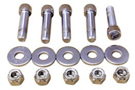 MID-USA Motorcycle Parts  REAR SPROCKET AND PULLEY HARDWARE