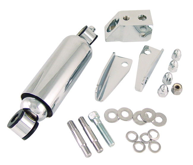 MID-USA Motorcycle Parts. HARDBODY RIDE CONTROL
