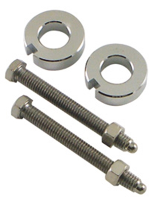 Picture of REAR CHAIN & AXLE ADJUSTER KIT FOR SOFTAIL