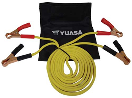 Mid Usa Motorcycle Parts Jumper Cables For All Motorcycles