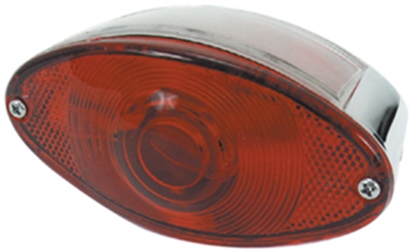 Picture of V-FACTOR 12 VOLT CATEYE TAILLIGHT ASSEMBLY FOR  CUSTOM USE