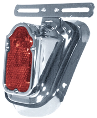 Picture of MOUNT KIT FOR V-FACTOR 12 VOLT TOMBSTONE TAILLIGHT  FOR FL STYLE REAR FENDER