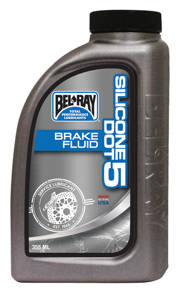 MID-USA Motorcycle Parts  BEL-RAY BRAKE FLUID