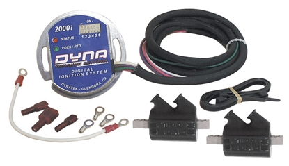 Picture of ELECTRONIC ADVANCE IGNITION SYSTEMS AND MODULE  FOR BIG TWIN & SPORTSTER