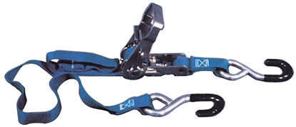 "Picture of INTEGRA ""RAT PAK"" RATCHET TIE DOWN STRAPS FOR HEAVY DUTY JOBS"