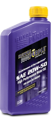 Picture of HIGH PERFORMANCE SYNTHETIC MOTOR OIL FOR ALL MODELS