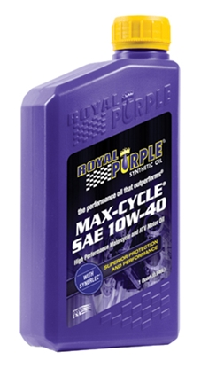 Picture of MAX-CYCLE SYNTHETIC ENGINE OIL FOR ALL MODELS