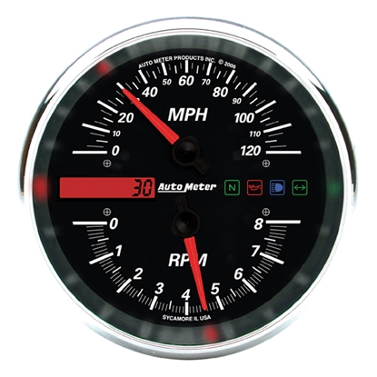 Picture of ELECTRONIC SPEEDOMETER/TACHOMETER FOR BIG TWIN
