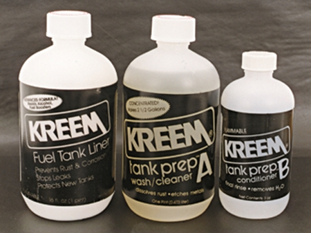 Picture for category Fuel Tank Prep & Liner