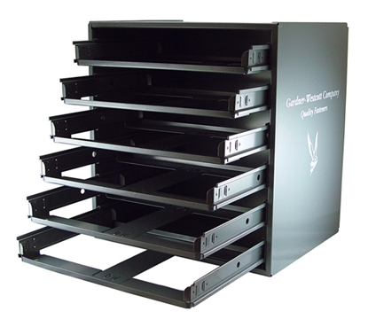 Picture of RACK FOR LARGE SCOOP METAL TRAYS
