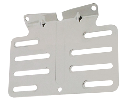 Picture of V-FACTOR STEEL LICENSE PLATE BRACKETS FOR TOURING MODELS